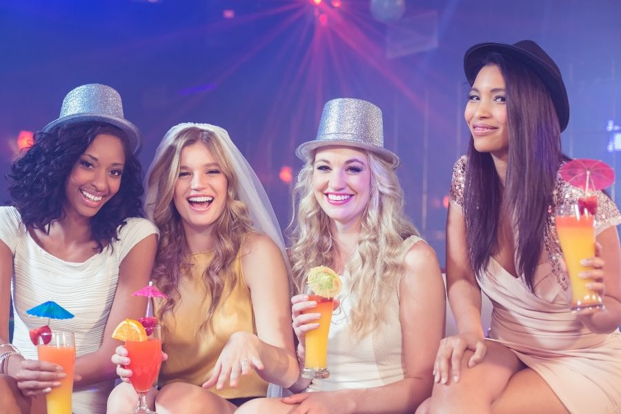 Games to Play at A Bachelorette Party