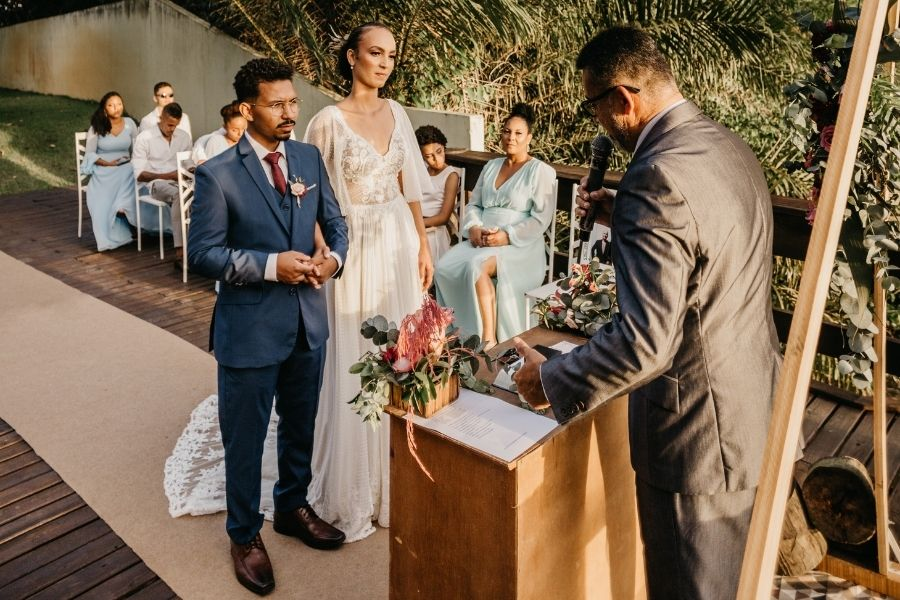 Practice Your Wedding Role
