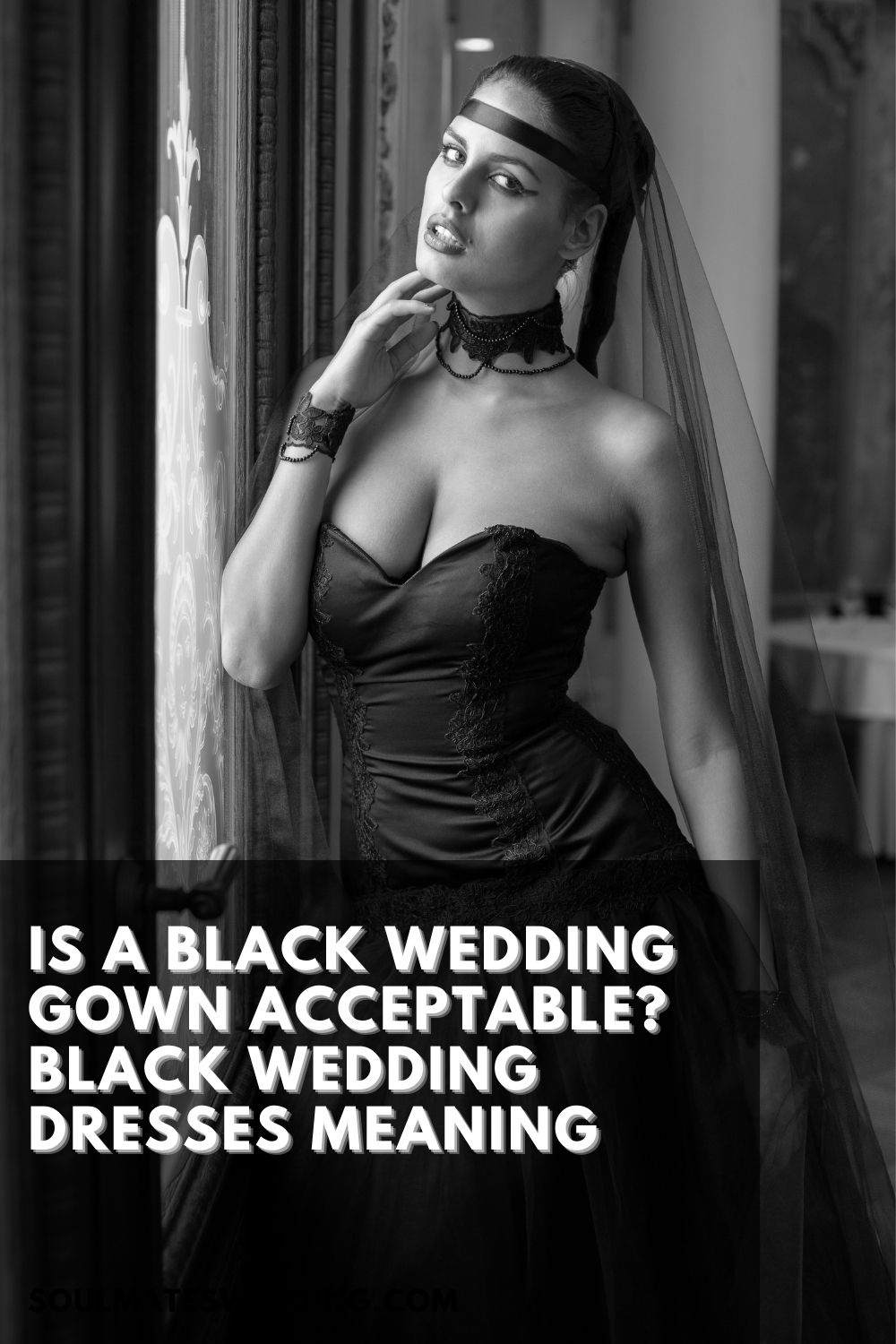 Is a Black wedding gown acceptable? Black Wedding Dresses Meaning