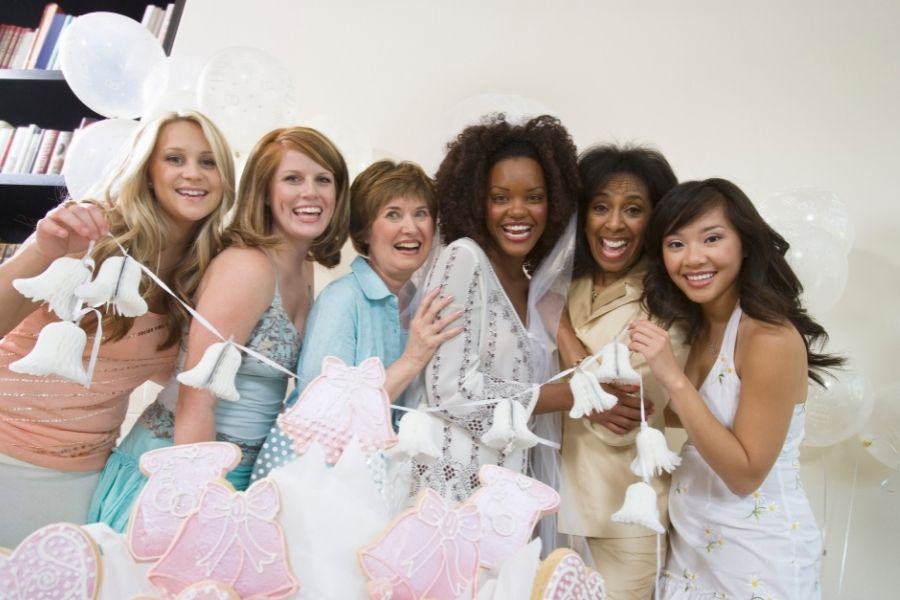 Difference Between a Wedding Shower and a Bridal Shower 1