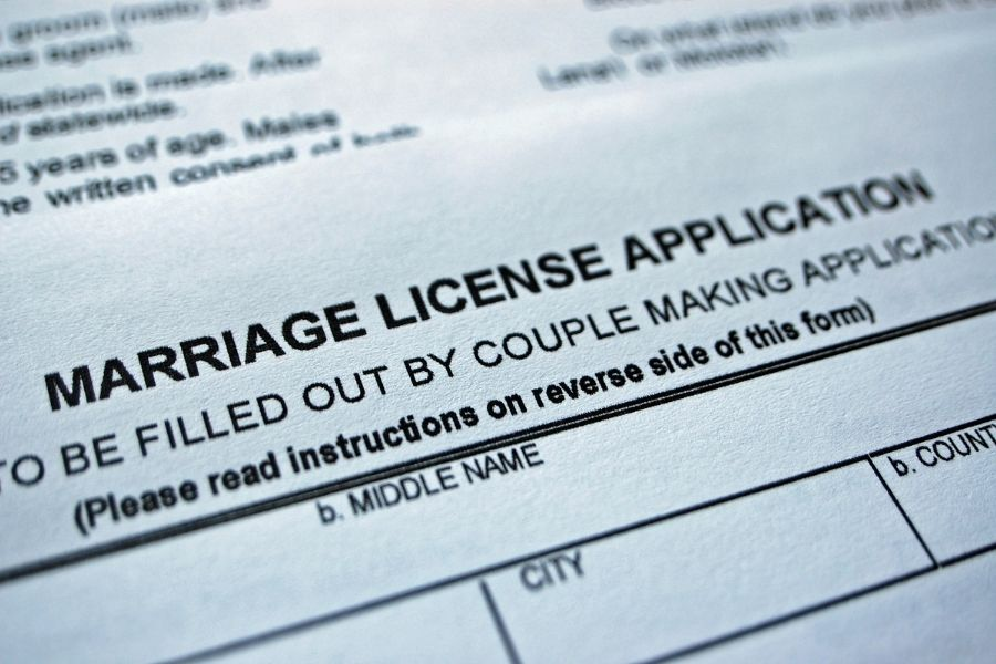Do All States Require a Marriage License