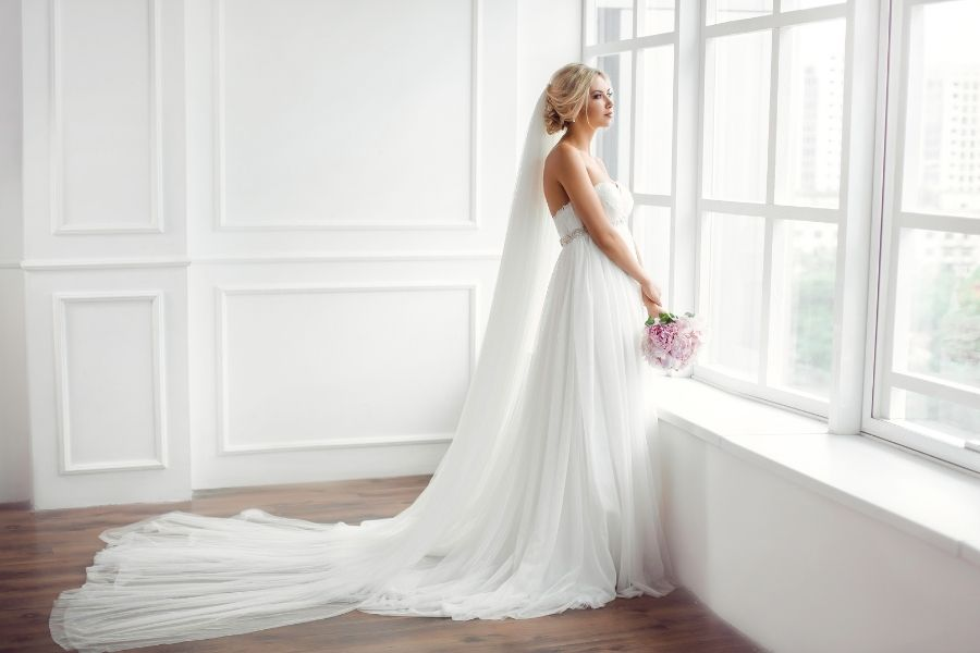 What Should You Say to a Bride on Her Wedding Day