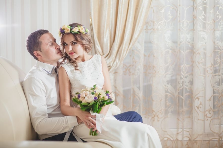 Ask the Bride to Sit by the Groom